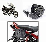 #4: Lowrence Bike Stylish Side Luggage Holder With Lock-Bajaj Avenger 220 Dts-I