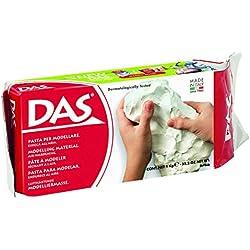 DAS 387500 - Pasta para modelar, 1 kg, color blanco