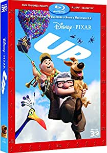 Disney/Pixar Up (Blu-ray 3D+2D) [Import espagnol]