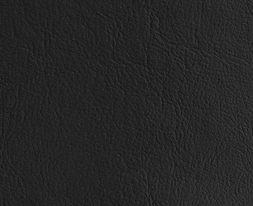 1 METRO de Polipiel especial EXTERIOR para tapizar, manualidades, cojines o forrar objetos. Venta de polipiel por metros. Diseño Náutica Color Negro ancho 140cm