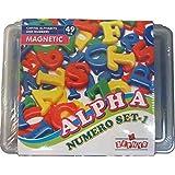 Zephyr Alpha Numero Set -1