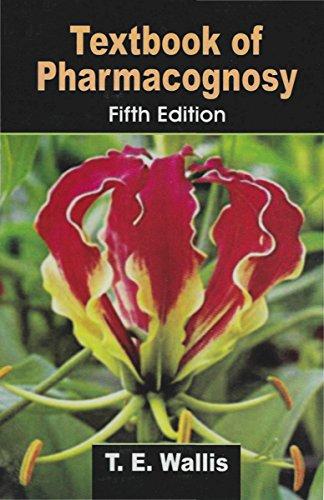 Pdf pharmacognosy books
