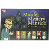 The Murder Mystery Mansion Board Game