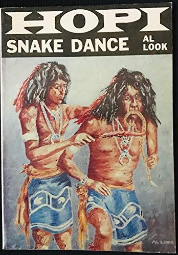 Hopi snake dance -