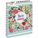 Signes Grimalt 399572 - Álbum de fotos con mensaje You're Amazing, 21 x 16 cm