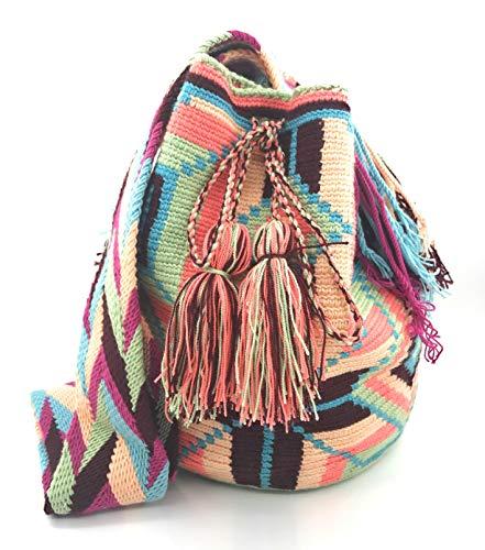 COLOMBIAN STYLE Bolsos Colombianos Artesanales de diseño único