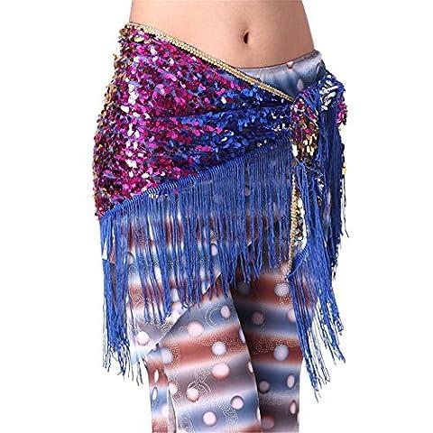 Dance Accessories Lndian Dance Belly Dance Hip Scarf Skirt Tassels