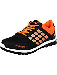 Oricum Men Black-1003 Sports Shoes
