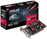 ASUS Radeon RX 550 4G, 4096 MB GDDR5 - 90YV0AG0-M0NA00 - Tarjeta Grafica