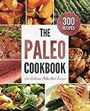 The Paleo Cookbook: 300 Delicious Paleo Diet Recipes [Black & White Edition]