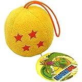 Dragon Ball Bola de Cristal (Peluche) Llavero
