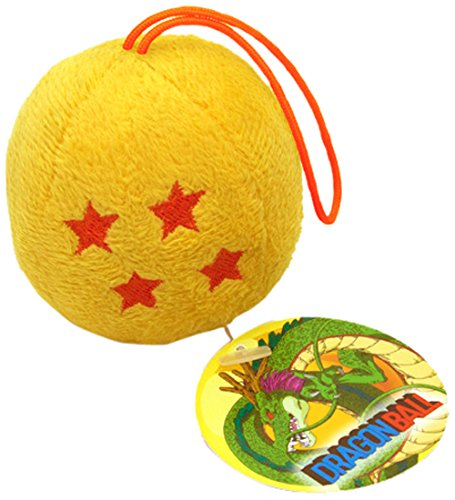 Colgante Mini Peluche Dragon Ball Z [Bola de Dragon]