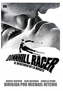 Downhill Racer (1969) - Region Free PAL, plays in English without subtitles
