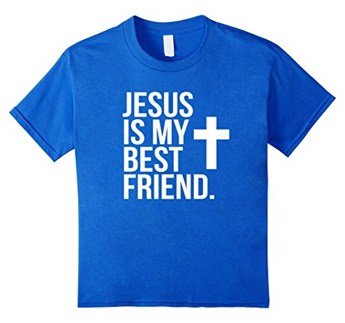 Jesus Is My Best Friend Cross Christian T-Shirt