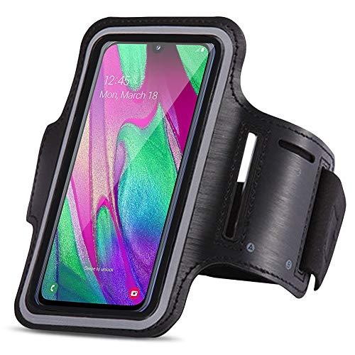 UC-Express - Fascia da Braccio per Lo Sport Compatibile con Samsung Galaxy A40