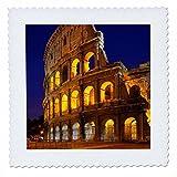 3dRose Pflastersteinen zu führen die römischen Kolosseum,