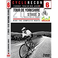 Tour de Yorkshire 2015 Stage 3 DVD | Turbo Training Wakefield to Leeds