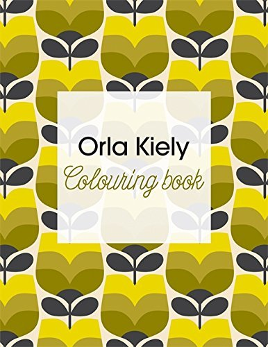 Orla Kiely Colouring Book by Orla Kiely (2016-02-25)
