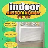 Gaddrt Abdeckung der Klimaanlage Fenster-Innenklimaanlagenabdeckung für Inneneinheit der Klimaanlage (C 70 * 50 * 5cm)