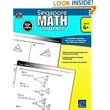 Singapore Math Challenge, Grade 4+