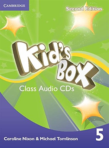 Kid's Box Level 5 Class Audio CDs (3) - 9781107675216