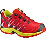 Salomon Kids XA Pro 3D CSWP Trail Running/Outdoor Shoes, Synthetic/Textile