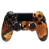 Boîtier de manette de jeu PS4 Pour Dualshock 4Avec kit de modification