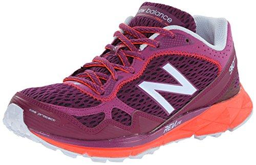 New Balance NBWT910PO2 Sneaker, Donna, Viola (Purple/Orange), 41.5