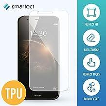 [3x TPU] Huawei G8 / GX8 Lámina TPU de protección para pantalla (El protector TPU se adapta perfectamente al display con esquinas redondeadas)