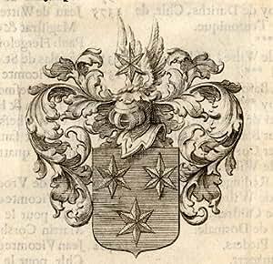 ThePrintsCollector Motif Antique-Leuven-Louvain-Belgique-Butkens - 1724