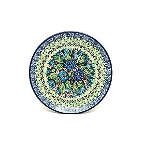 Polish Pottery Plate – Salad/Dessert (7 3/4″) – Unikat Signature U4572