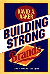 Building Strong Brands by David A. Aaker (1995-12-12)