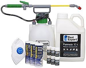 Flea Killer Treatment for House & Carpets Kit (Advanced) - Pest Expert