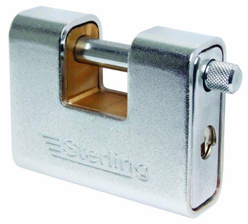STERLING ASP180 - CANDADO (TAMAñO: 80 MM)