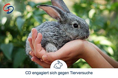 CD Dusche Große Freiheit 200ml / Duschgel für empfindliche Haut geeignet im 6er Vorratspack (6 x 200 ml) - 5
