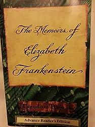 Memoirs of Elizabeth Frankenstein