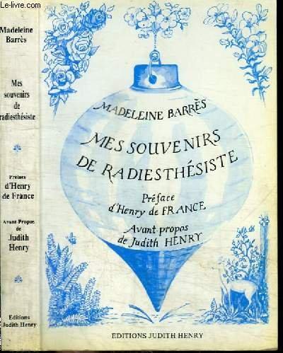 Mes Souvenirs De Radiesthesiste ( Sprache Okzitanisch )(ISBN 2902995261 )