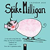Spike Milligan - Mini Wall calendar 2020 (Art Calendar)