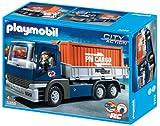 Playmobil 5255 - Cargo-LKW mit Container