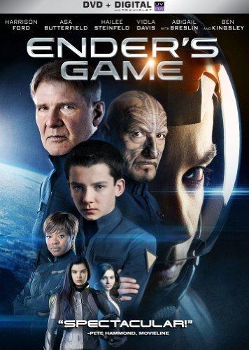 Ender's Game [DVD + Digital] by Harrison Ford