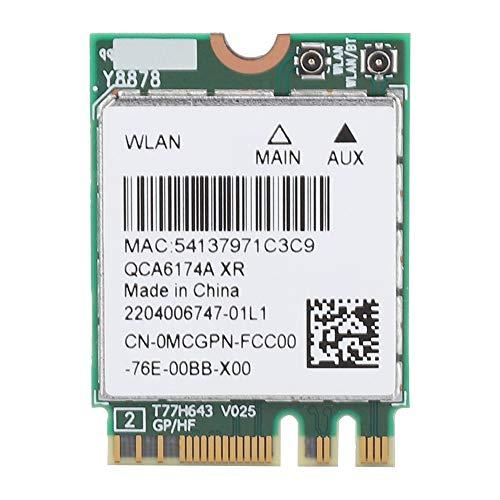 Tangxi Netzwerkkarte, Intel-Karte QCNFA364A NGFF/M.2 Bluetooth4.1 Dual Mode2.4G / 5G WiFi-Modul NGFF-Schnittstelle Qualcomm Atheros 802.11a / b/g/n/ac + BT 4.1 M.2 2230 Typ für ASUS