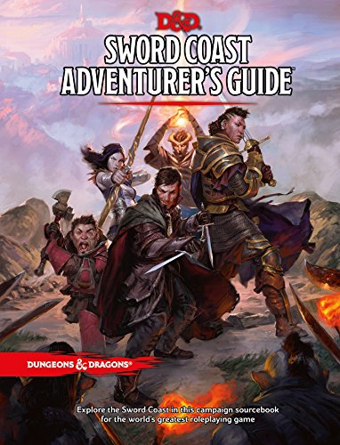 Sword Coast Adventurer's Guide (D&D Accessory) -