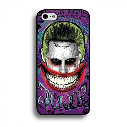 Suicide Squad Joker Hartplastik Snap-on Protective Hülle für Apple iPhone 6/6S,Suicide Squad Poster Hülle Schutzhülle,DC Comics Suicide Squad Hülle (Telefon-kasten Iphone 6 Nike)