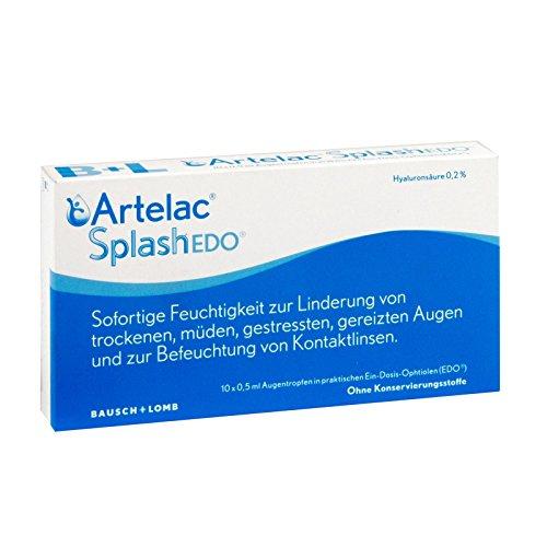 Bausch & Lomb Artelac Splash EDO, 10 Ampullen (10 x 0,5 ml)