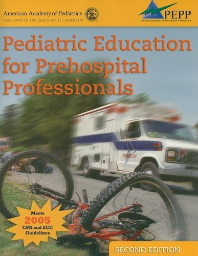 Pepp Pediatric Educ Prehospital Pro by Aap (2006-09-30)