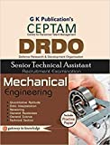 DRDO (CEPTAM) Sr.Tech. Asst. Mechanical Engineering: Senior Technical Assistant Mechanical Engineering