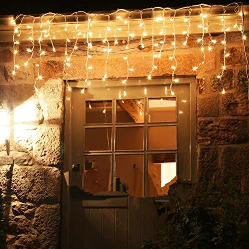 Luces de cortina LED