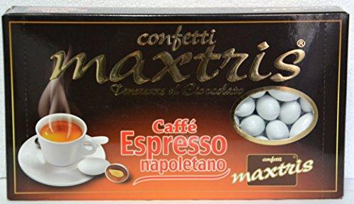 CONFETTI MAXTRIS 1 KG CIOCCOMANDORLA ITALIANA CONFETTI (CAFFÈ ESPRESSO