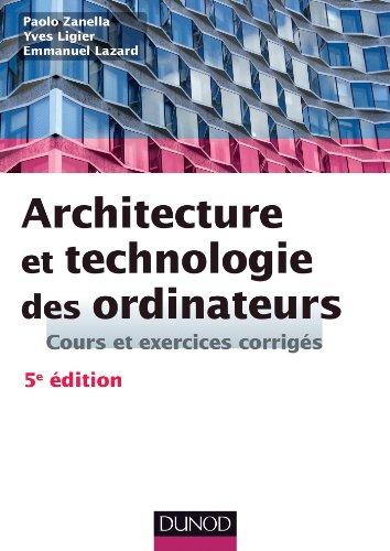 Architecture et technologie des ordinate...
