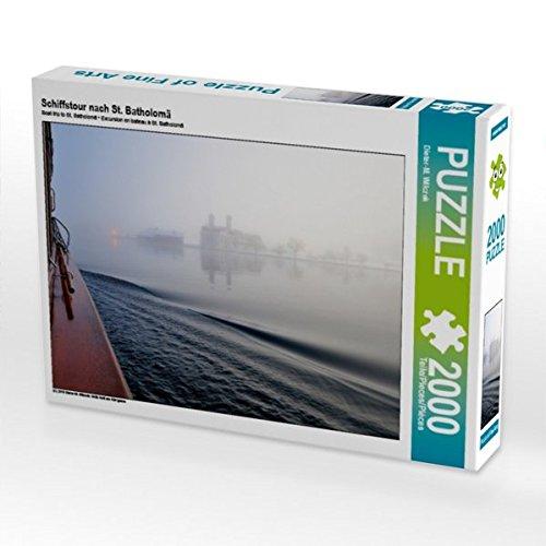 Schiffstour nach St. Batholomä 2000 Teile Puzzle quer